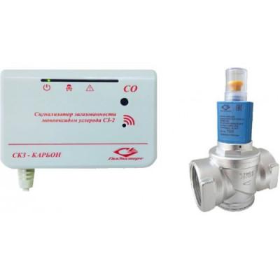 Сигнализатор загазованности Карбон-2 DN15 (CO+CH4)