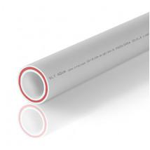 Труба SLT Aqua PP-R/PP-R-GF/PP-R D25x4,2 SDR 6 (армированная стекловолокном)