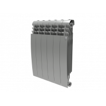 Радиатор отопления Royal Thermo BiLiner 500 Silver Satin