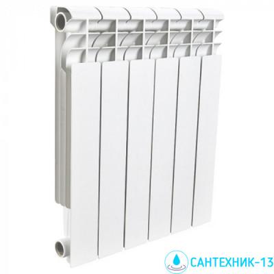 Радиатор отопления ROMMER OPTIMA AL 500